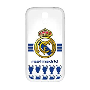 Realmadrid Club Of Futbol White galaxy s4 case