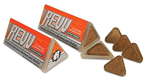 Revv Natural Energy Supplement - Chewable Energy Booster ...