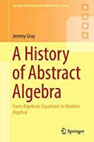 A History of Abstract Algebra: From Algebraic Equations to Modern Algebra