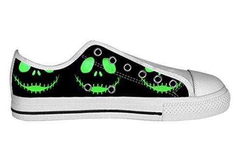 Scarpe Da Donna Basse Scarpe Basse Lincubo Prima Di Natale Design Daydead Shoes06