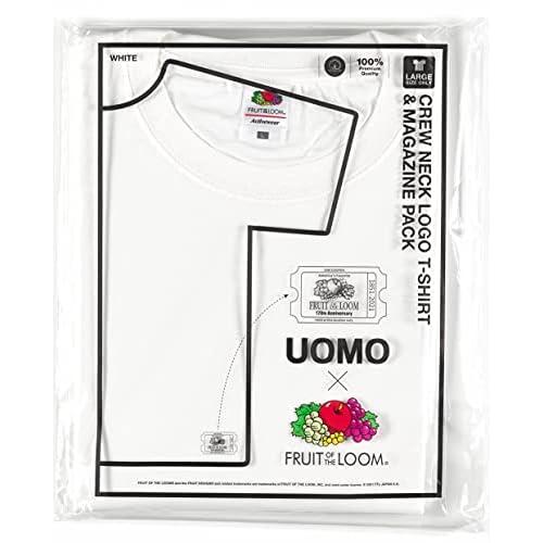 UOMO 2021年7月号 画像