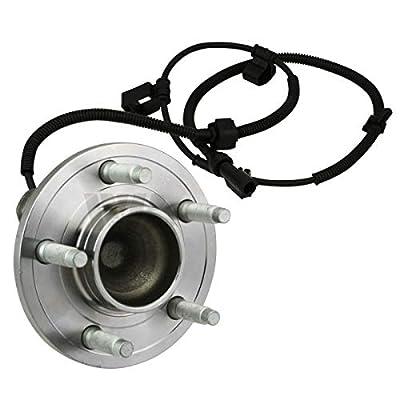 WJB WA513230 - Front Wheel Hub Bearing Assembly - Cross Reference: Timken 513230 / Moog 513230 / SKF BR930506: Automotive