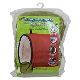 Ware Manufacturing Hang-N-Tunnel 17 x 6 x 5in Assorted Colors \