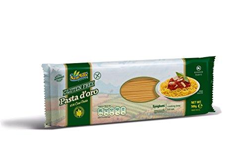 Pasta d´oro – Glutenfreie Nudeln Spaghetti aus Maismehl | 500 g Packung
