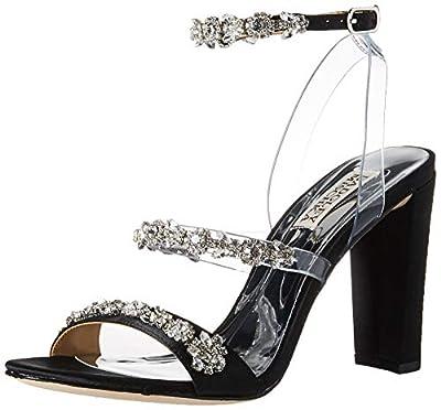 Badgley Mischka Women's Adel Heeled Sandal