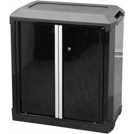 TACTIX Modular Storage 2-Door Cabinet by Tactix