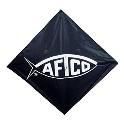 AFTCO kitekit1b全天候釣りキットfor Light and Medium風withスパー、ブラックの商品画像