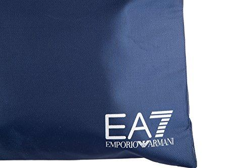 Emporio Armani - Bolso de asas de Poliéster para mujer talla única Blu