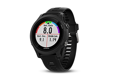 Garmin Forerunner Running Unit Black