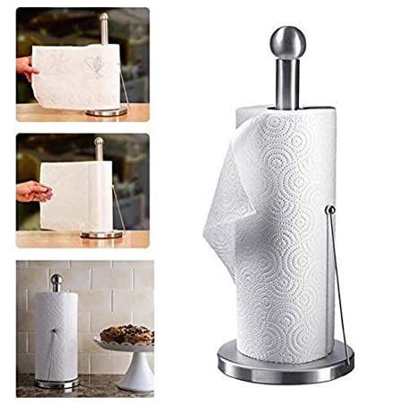 Review Paper Towel Holder, Stainless