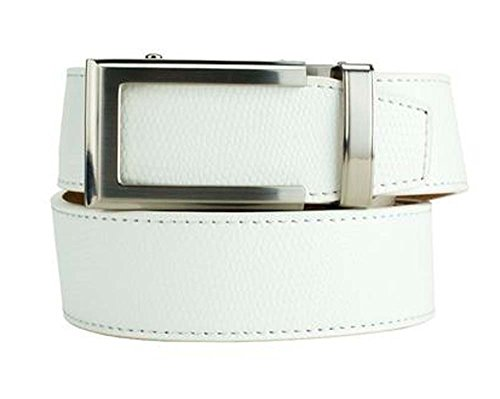 Nexbelt Classic Series: Camden Belt (White) Classic Golf Belt
