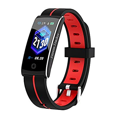 YIGIAO Work Smart Wristband Heart Rate Blood Pressure Calorie Monitor IP68 Waterproof Sports Pedometer Smart Bracelet Estimated Price -