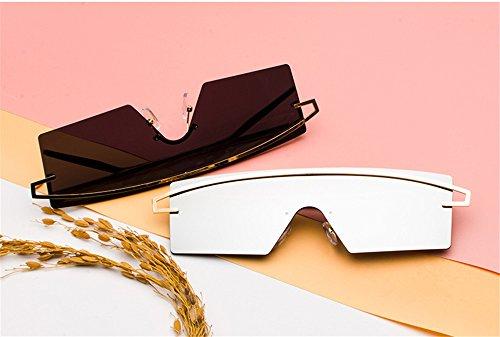 anti les mode ou pour reflet l'objectif en de protection pour hommes Black soleil de DESESHENME Lunettes les de l'extérieur de de femmes miroir verres Y4xcAnqH8W
