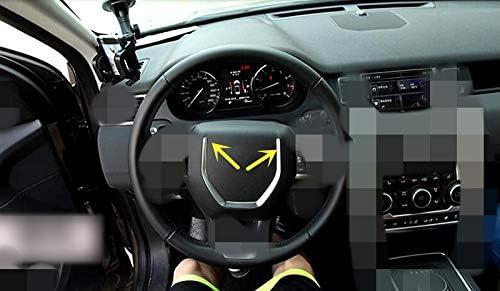 per Discovery Sport 2015-2018 Cornici dei Interno Volante Matte Plastica ABS 1 pezzi