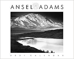 Ansel Adams Calendar 2021 Ansel Adams 2021 Wall Calendar (9780316420983    Amazon.com