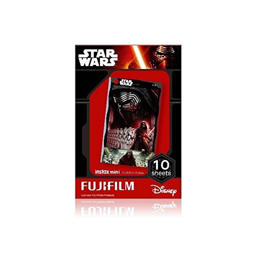 Fujifilm Instax Mini Instant Film (10 sheets, Star Wars 2016) by Fujifilm