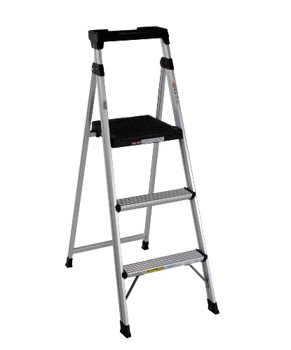 Lite Solution (Cosco 20-552ABL Lite Solution Aluminum Step Ladder, 5-Foot)