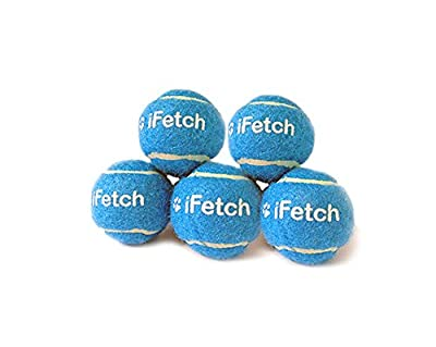 iFetch Mini Tennis Balls, Small from iFetch