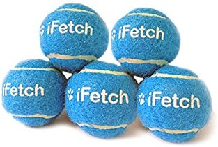 iFetch - Mini palline da tennis, misura piccola: Amazon.it