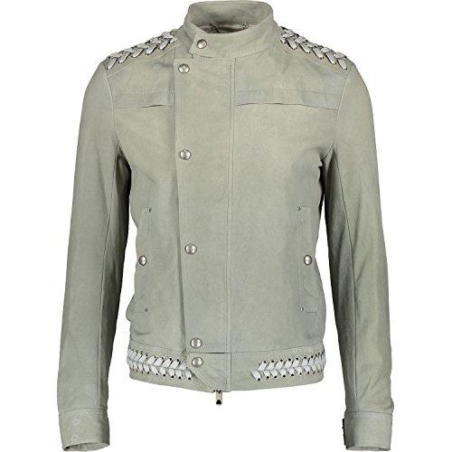 Diesel Black Gold Lyfe-Whip 9AY Herren Leather Jacket