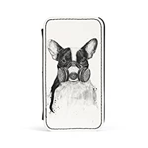 Big City Life Premium Faux PU Leather Case Flip Case for Apple? iPhone 4 / 4s by Balazs Solti + FREE Crystal Clear Screen Protector