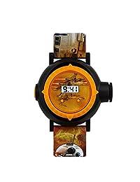 Disney Star Wars BB8 Digital Projection Watch SWM3116