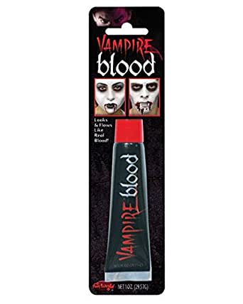 Blood Living Vampire