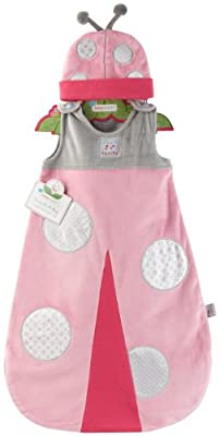 Baby Aspen Snug As A Bug Snuggle Sack 0-6 Months from Baby Aspen