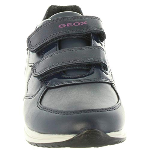 Para C4002 Niñas navy Zapatillas E J Azul Geox Jensea qwRI61