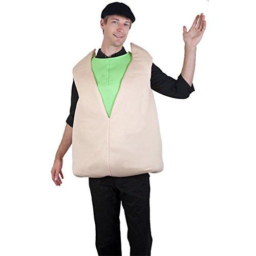 Adult Pistachio Costume (Size: Standard 44)