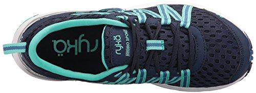 RYKA Damen Hydro Sport Wasserschuh Blau / Türkis