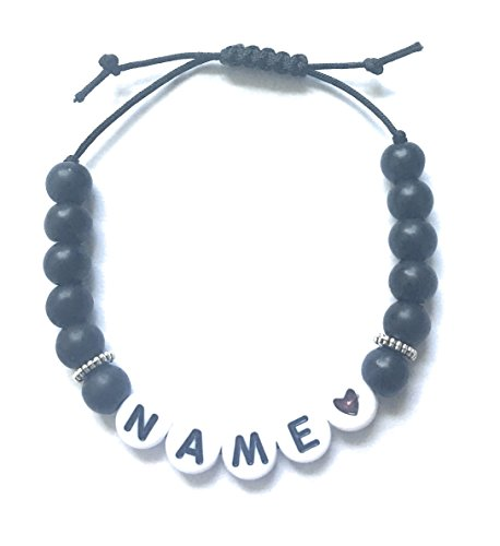 SAME DAY SHIPPING TIL 1PM EST Baby Name Bracelet Personalized Your Baby Name Customized New Born to Children 1st Birthday Great Gift Baby Shower Gift