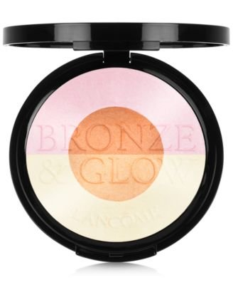 Bronze & Glow Palette Your Pink Glowshot