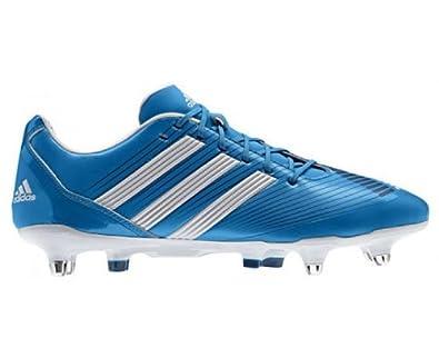 e95150f55f5b adidas Predator Incurza X-TRX SG 2.0 Men's Rugby Boots, Blue/White, UK8:  Amazon.co.uk: Shoes & Bags