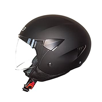 Casco Axxis SPORT CITY Solid (S, NEGRO MATE)