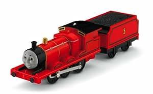Thomas & Friends - Tren de juguete, Clam, color rojo (Mattel R9216)