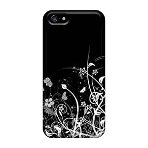 Anti-scratch And Shatterproof Dezine Phone Case For Iphone 5/5s/ High Quality Tpu Case