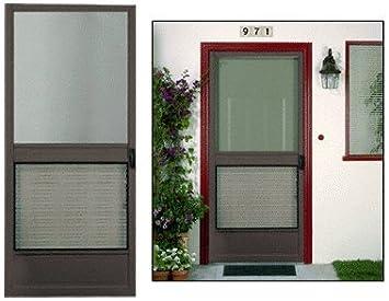 3 ea. - Pack of Three Screen Doors Hinge Bronze