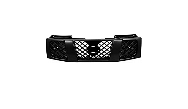 NEW GRILLE FRONT FITS 2004-2007 NISSAN TITAN 623107S300