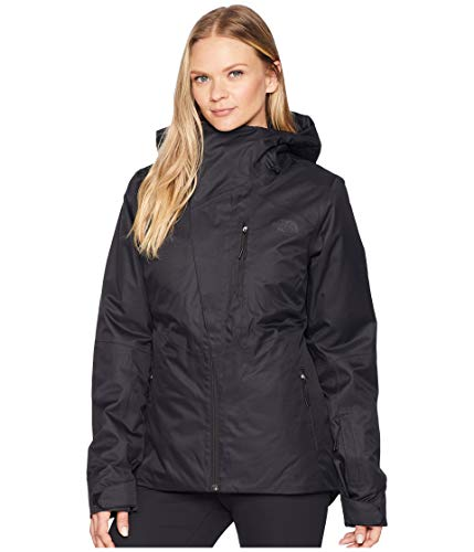 (The North Face Women's Clementine Triclimate Jacket - TNF Black -)