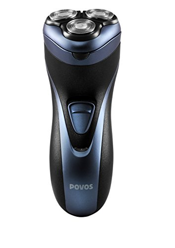 POVOS PW936 Rotary Shaver (Duck Blue)