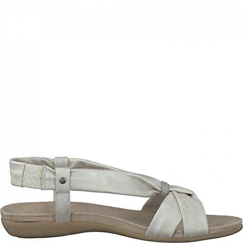 Ariel 28160 - White/Silver