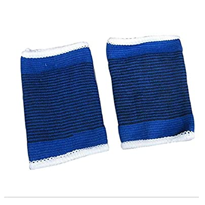 DHDHWL Wristbands Piece Elastic Fitness Powerlifting Sport Bandage Wristband Hand Cotton Gym Support Wrist Brace Wrap Tennis A Estimated Price £11.50 -