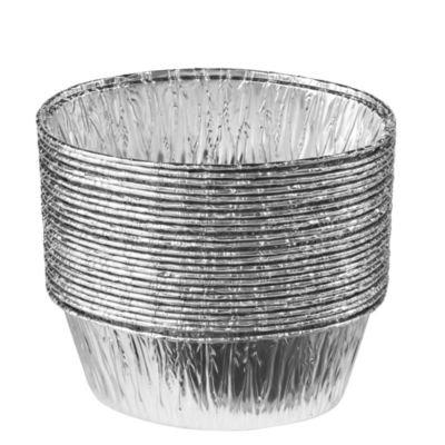 Platos desechables ovalados Lakeland de papel de aluminio para tartas (25 unidades)