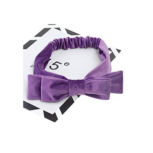 Big Bow Headband Hair Band Turban Elastic Headband Bandage Hairbands 2019 Makeup -