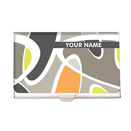 (Personalized Designer Business Card Holder Your Name Business Card Holders)