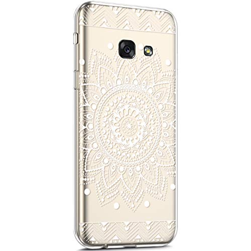 Anti Protection chat Ultra rayures Pour Anti dérapante Fine 2017 2 Silicone Fit En Fleur Du De Slim 2017 Coque Galaxy A7 Soleil Herbests qaUOwgP
