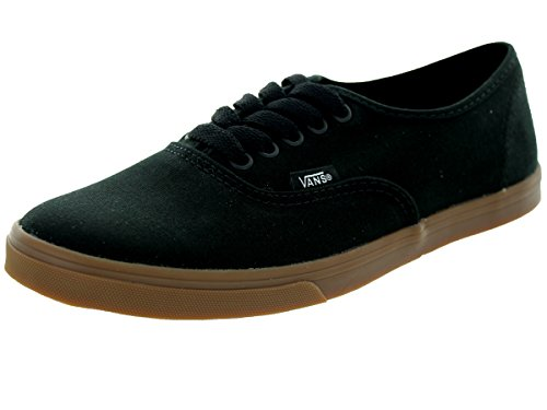 Authentic Vans Vans Authentic Black Gumsole nZq8wvOB18