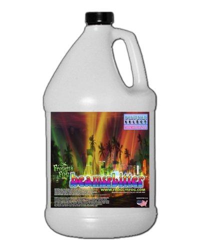 Beam Splitter - Professional Water Based Haze Fluid - 1 Gallon - Works Amazing in Hurricane Haze 1D, Haze 2D and Haze (Haze Machine)