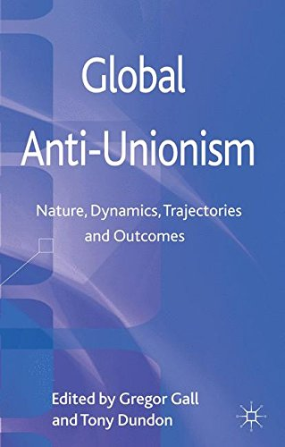 Global Anti-Unionism: Nature, Dynamics, Trajectories and Outcomes